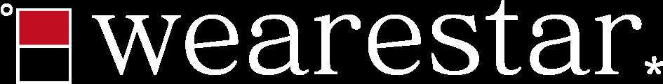 wearestarロゴ